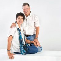 Your Hosts & Professional Hunters - Frank & Gudrun Heger